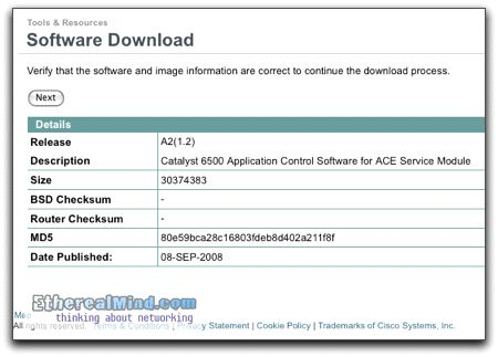 Tip / OSX:Checking MD5 checksum on Code download - EtherealMind