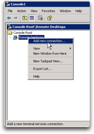 Multiple RDP consoles - who knew ? - EtherealMind
