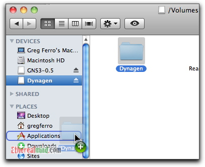 Install GNS3 on Mac OSX Leopard - EtherealMind