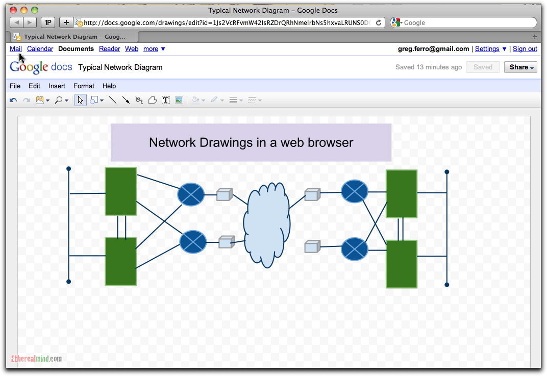 google drawings for network diagrams — etherealmind google diagramming
