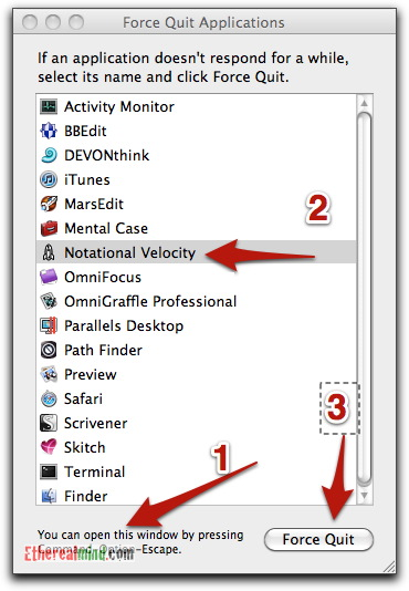 Restart osx processes activity monitor 2