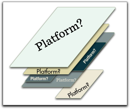 Platforms all the way down 1