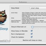 OSX: SmartSleep App Review