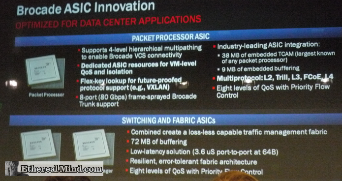 ◎ Brocade's Data Centre Ethernet Strategy - EtherealMind