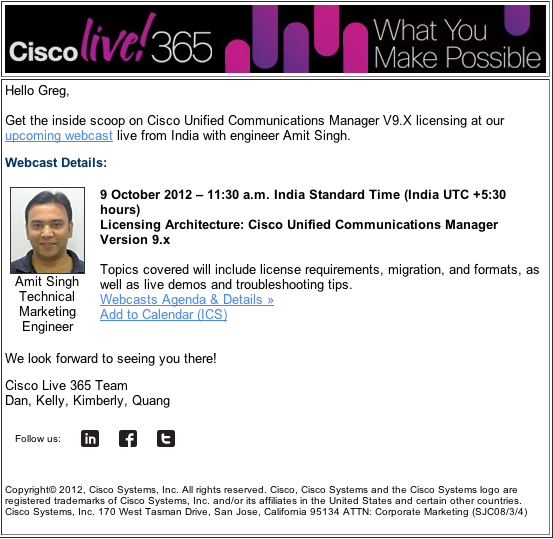 Rant: Cisco Licensing Webinar – Surely a New Low for Customers