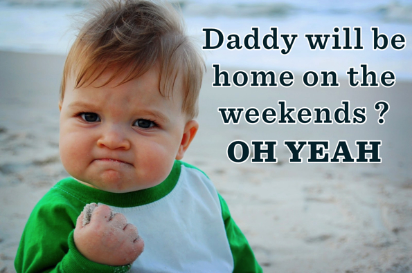 daddy-home-on-weekends