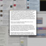 Mac OS X: Focussing with Quiet