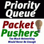 Packet Pushers Priority Queue Logo