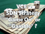 VCE chooses Cisco ACI as SDN Strategy Instead of VMware NSX