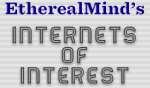 Internets of Interest for 28th March 2014