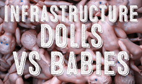 Blessay: We Need To Buy Infrastructure Dolls Not Babies For The Private Cloud