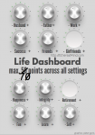 Poster: Life Dashboard