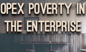 Blessay: Human Infrastructure Poverty & Over-Capitalisation In The Enterprise – Part 2