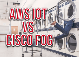 Aws IoT vs cisco fog opt
