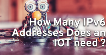 How Many IP Addresses does an IOT Car need ?