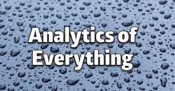 Analytics of Everything